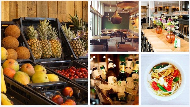 Op culinaire tour in winkelcentrum Oostpoort