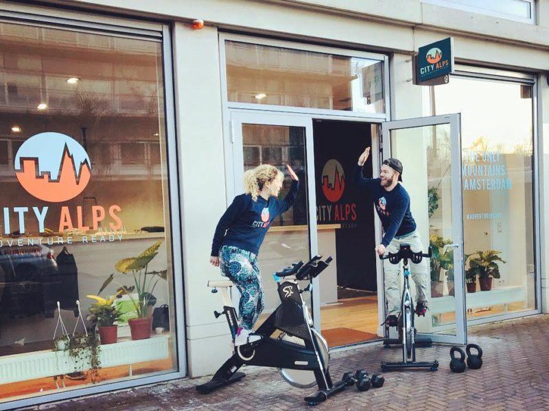 Nieuw in Oostpoort: City Alps