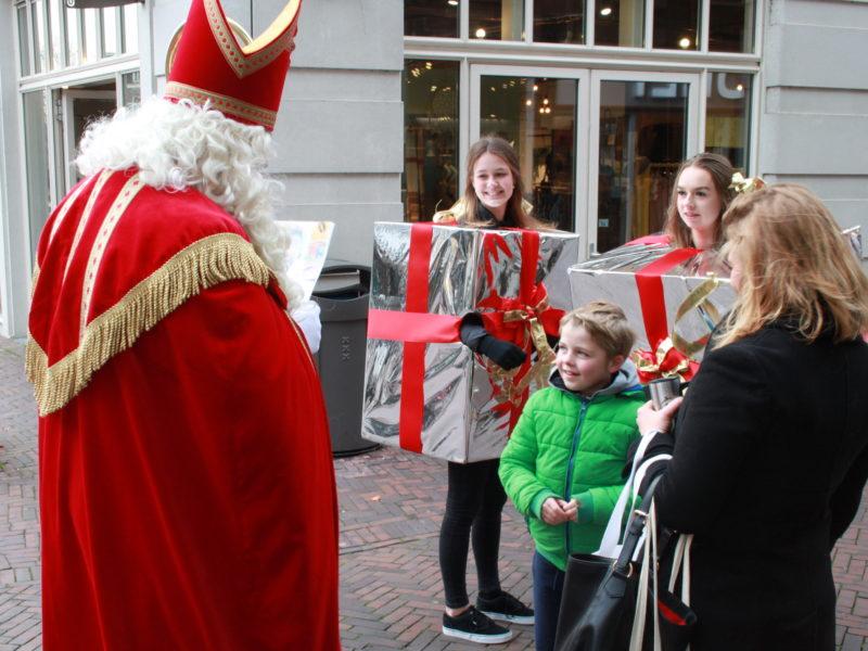 Sinterklaas in Oostpoort