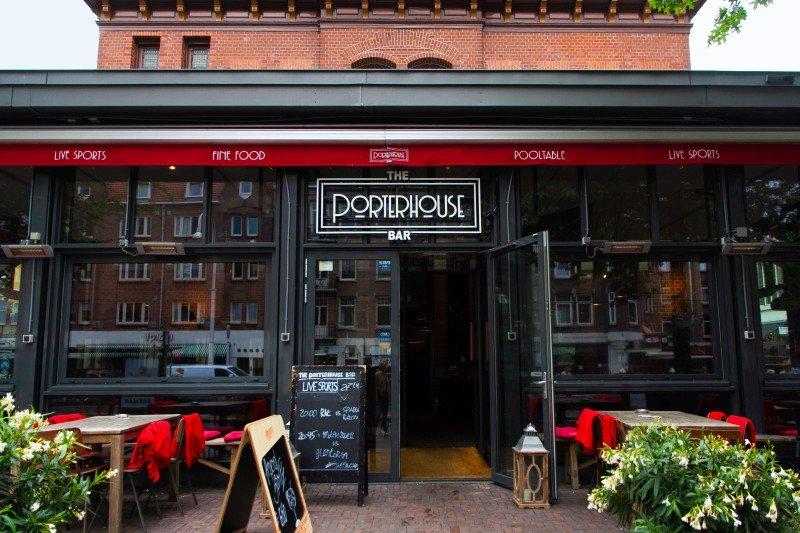 The Porterhouse Bar